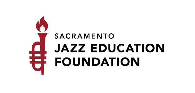Sacramento Jazz Education Foundation Logo